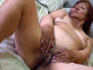 Nude old granny