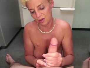 Old granny sex video