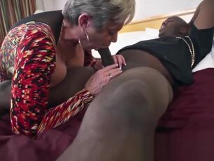 Granny creampie videos