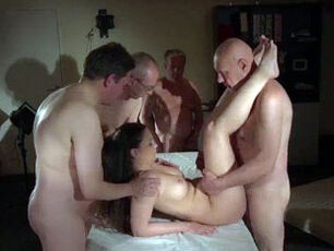 Hot older men porn