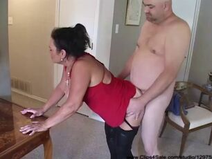 Latina mom fucked