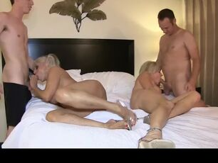 Mommy threesome