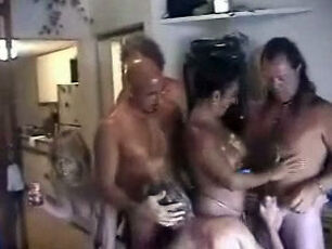 Amature college orgy